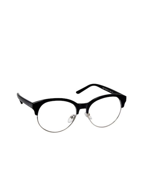 Cardon Unisex Black Browline Frames LCEWCD1102OUP809xBLKC1