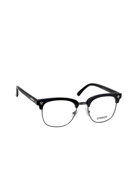 Cardon Unisex Black Browline Frames LCEWCD1132OUP859