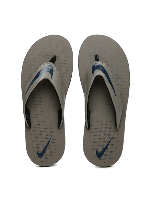 Nike Men Taupe Chroma Thong 5 Flip-Flops