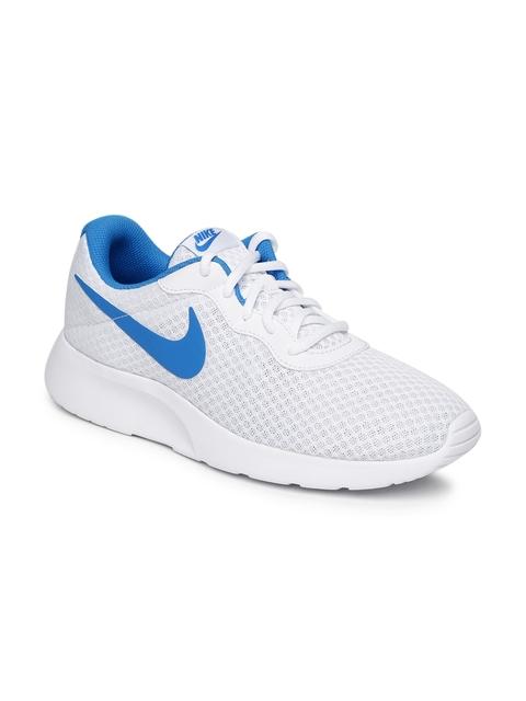 Nike Men White Sneakers