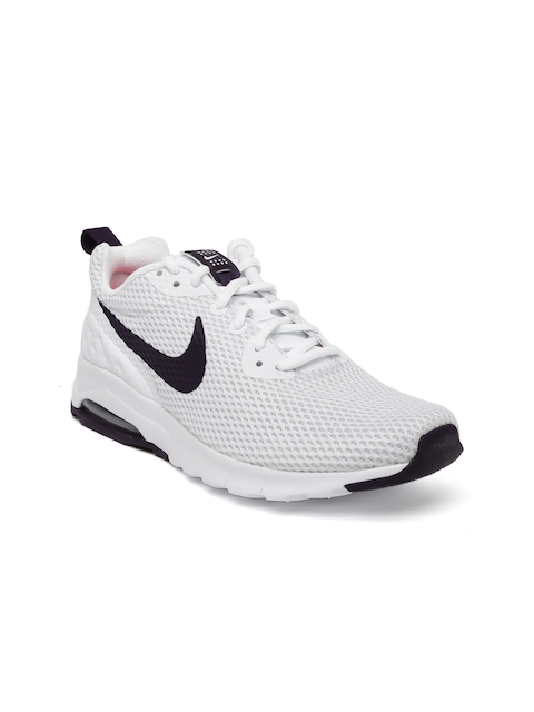 Nike Women White Air Max Motion LW Sneakers  available at myntra for Rs.2368