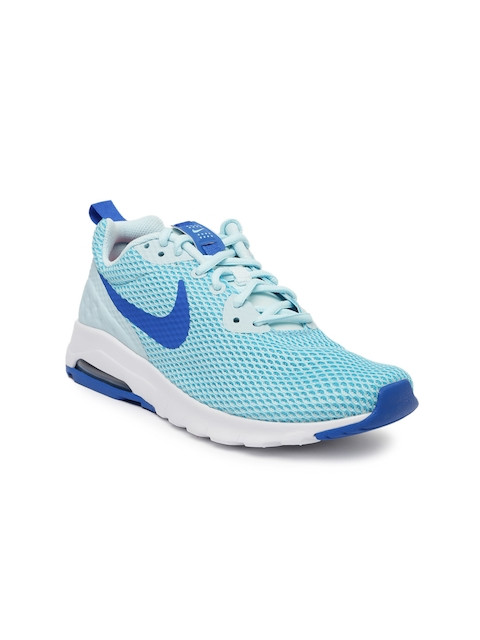 Nike Women Blue Air Max Motion LW SE Sneakers  available at myntra for Rs.2368