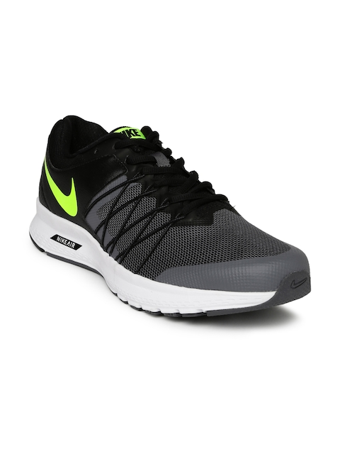 Nike Men Grey AIR RELENTLESS 6 MSL Running Shoes  available at myntra for Rs.1738