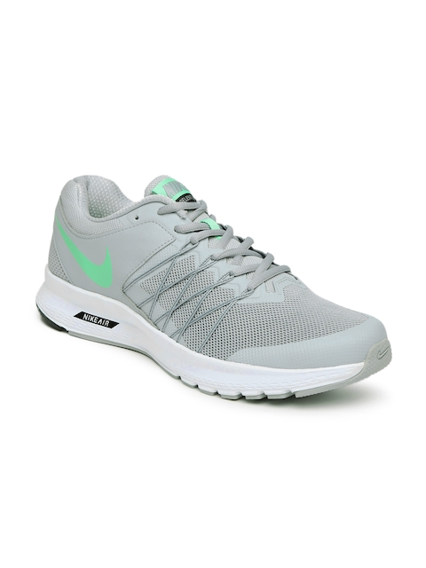Nike Men Grey Air Relentless Running Shoes  available at myntra for Rs.3477