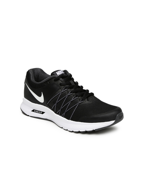 Nike Women Black Air Relentless Running Shoes