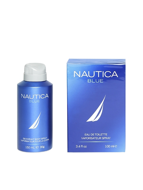 Nautica Men Blue Fragrance Gift Set