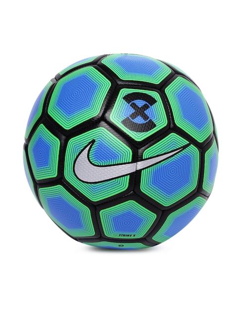 Nike Blue Printed Strike X Football