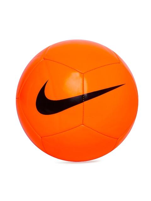 Nike Neon Orange Pitch Team Football