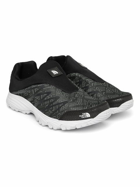 The North Face Women Grey Venture Trekking Shoes