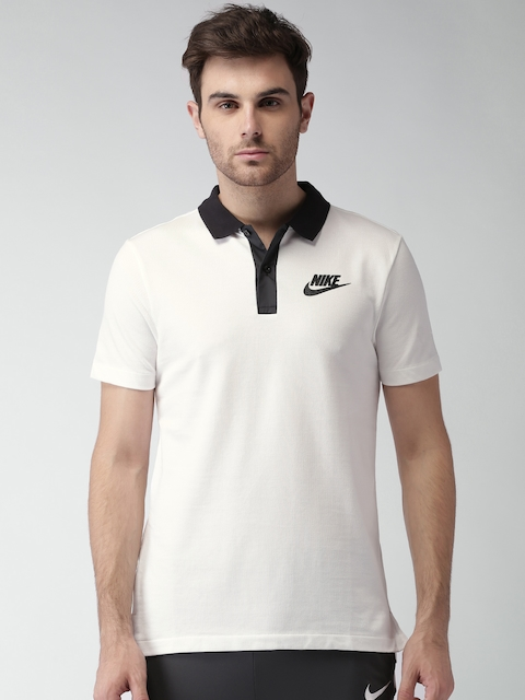 Nike Men Off-White As M NSW AV15 Polo T-shirt