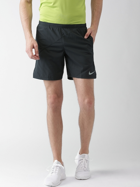 Nike Men Black AS FLX 7IN Sports Shorts