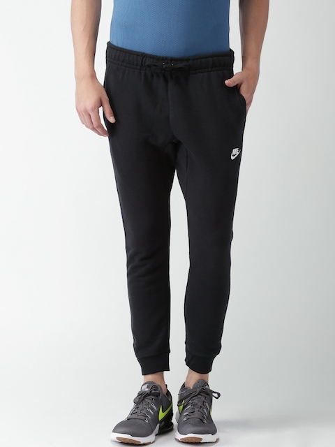 Nike Black AS M NSW FT CLUB Jogger Track Pants