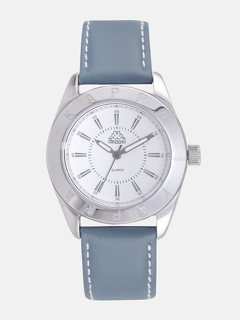 Kappa KP-1418L-A Off- White Dial Analog Women's Watch (KP-1418L-A)