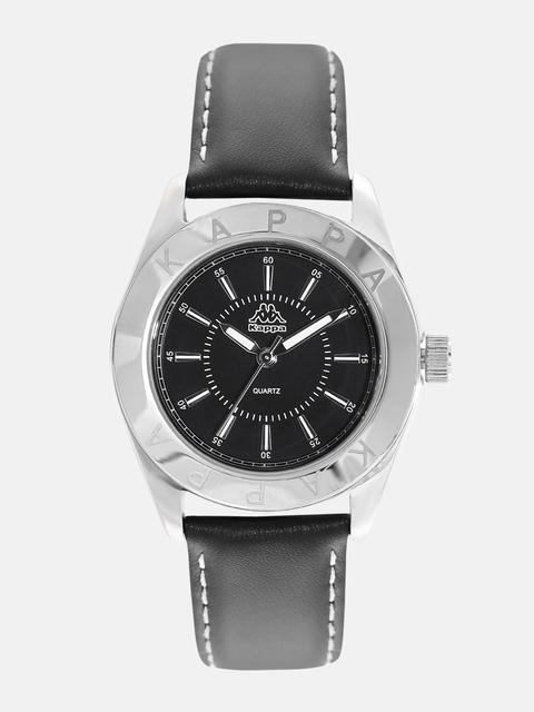 Kappa KP-1418L-G Black Dial Analog Women's Watch (KP-1418L-G)