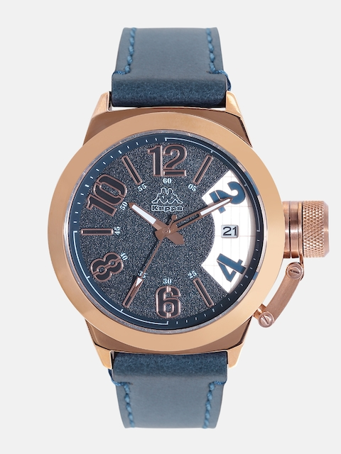 Kappa Men Navy Dial Watch KP-1421M-E