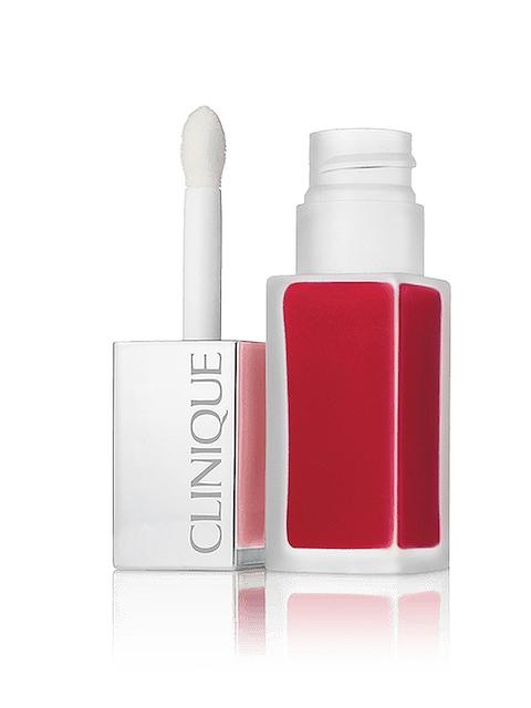 Clinique Flame Pop Liquid Matte Lip Colour + Primer