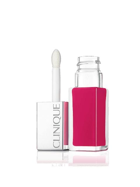 Clinique Go-Go Pop Lacquer Lip Colour + Primer