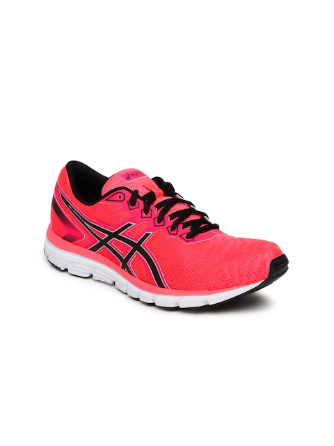 ASICS Women Pink GEL-ZARACA 5 Running Shoes