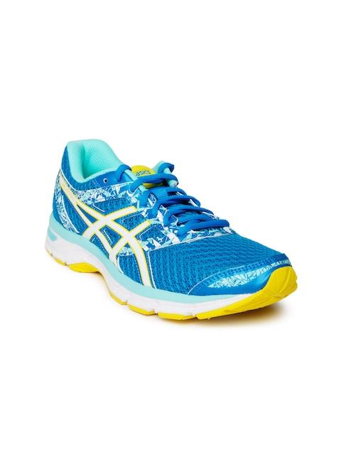 ASICS Women Blue GEL-EXCITE 4 Running Shoes