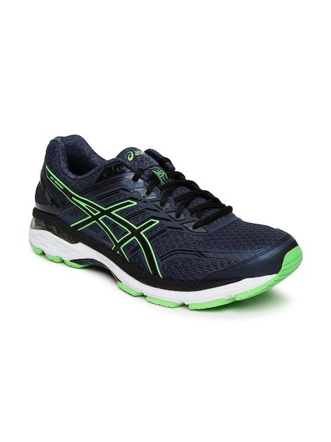 ASICS Men Navy Blue GT-2000 5 Running Shoes