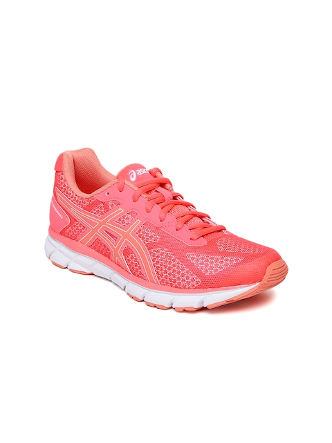 ASICS Women Coral GEL-IMPRESSION 9 Running Shoes