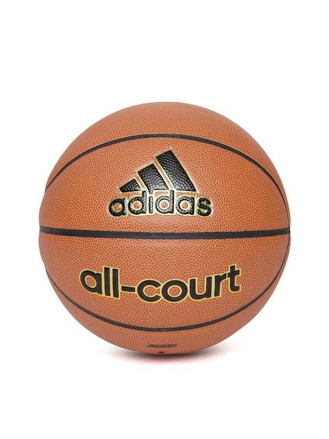 Adidas Unisex Brown All Court Basketball
