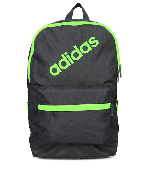 Adidas NEO Men Black Daily Backpack  available at myntra for Rs.639