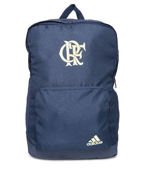 Adidas Unisex Navy CRF Backpack  available at myntra for Rs.1199