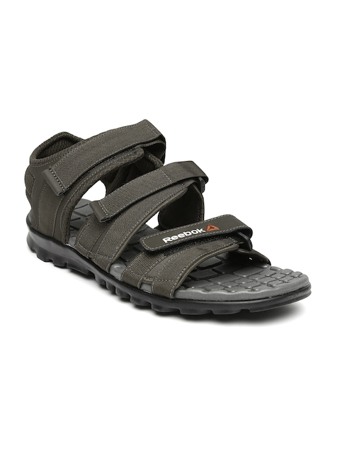 Reebok Men Brown Chrome Flex 2.0 Sports Sandals  available at myntra for Rs.999