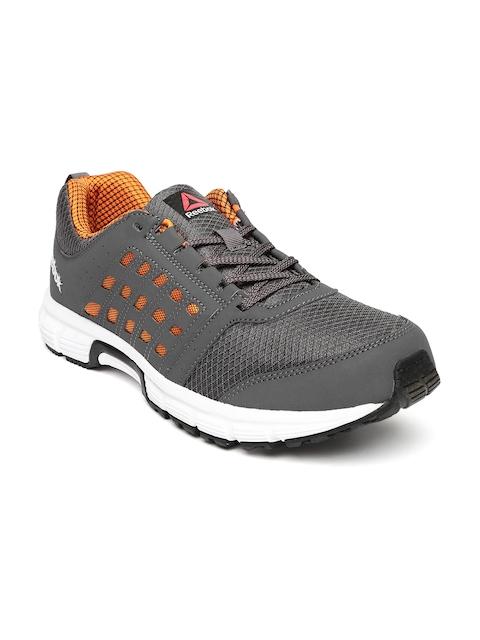Reebok Men Charcoal Grey Cruise Ride Running Shoes