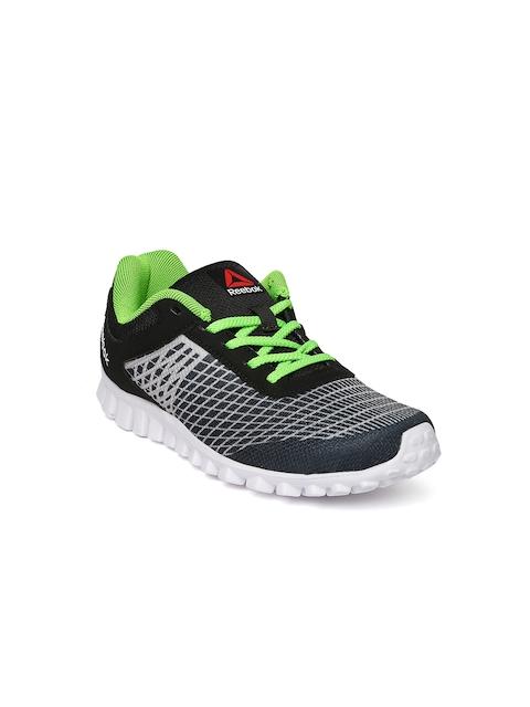 Reebok Girls Grey Run Escape Running Shoes