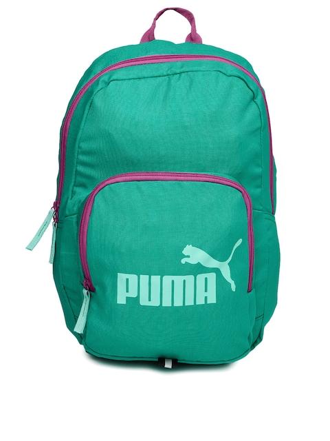 Puma Unisex Green Phase Backpack