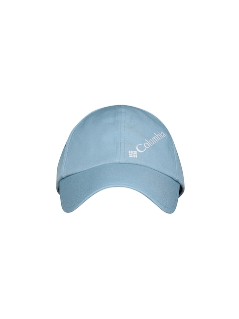 Columbia Men Blue Silver Ridge II Ball Cap