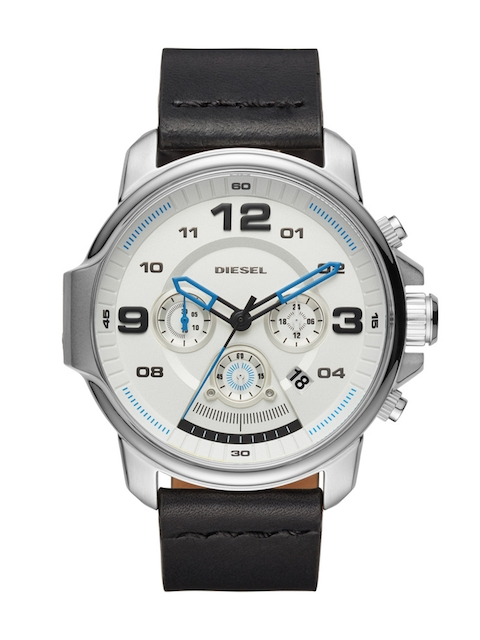 DIESEL Men White Chronograph Watch DZ4432I