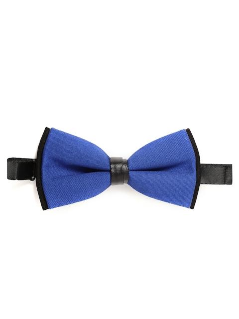 The Bro Code Blue & Black Bow Tie