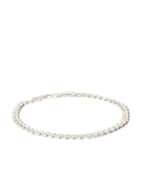 Taraash Men Sterling Silver Bracelet