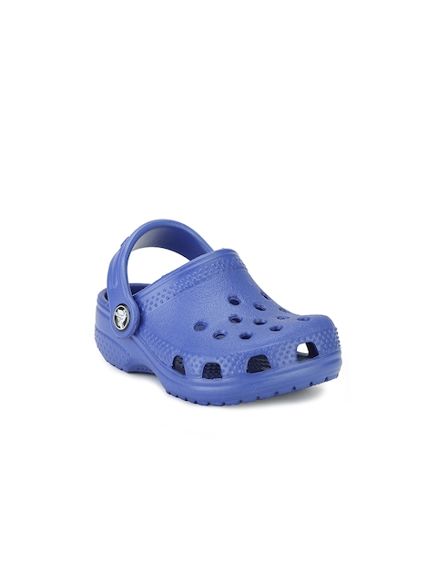 Crocs Boys Blue Clogs