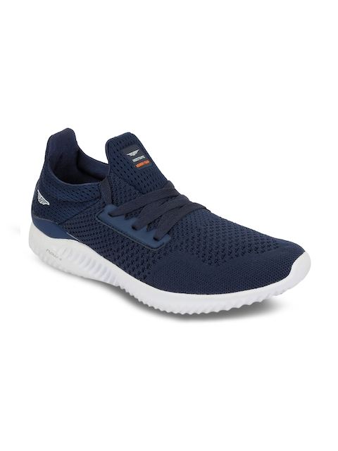 Red Tape Men Athleisure Sports Navy Walking Shoes