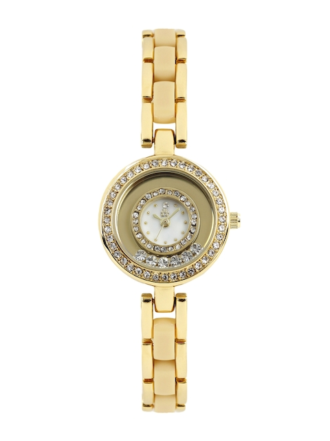 Anouk Women White Analogue Watch MFB-PN-WTH-S9526