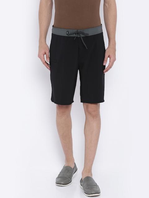Vans Men Black Shorts