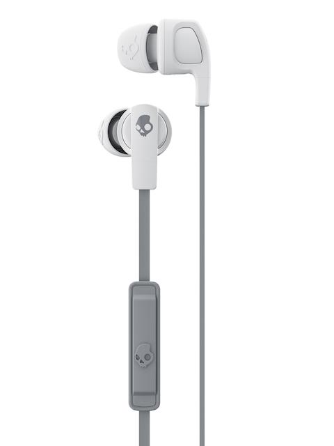 Skullcandy Black & Grey Smokin Buds 2 In-Ear Headphones with Mic & Remote