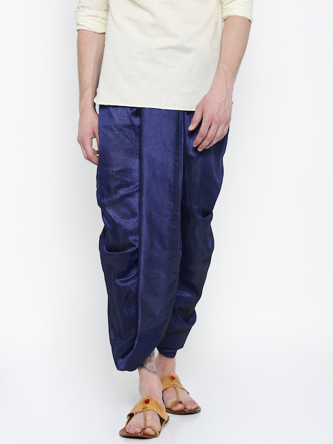 Svanik Blue Dhoti