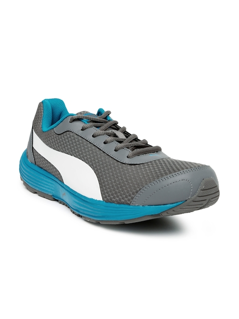 Puma Men Grey Reef Fashion DP Running Shoes