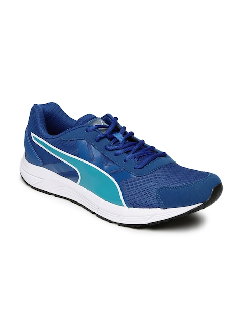 Puma Men Blue Running Valor IDP Shoes