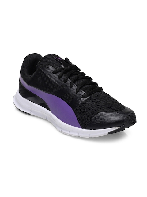 Puma Women Black Flexracer DP Running Shoes
