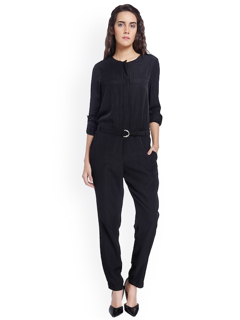 Vero Moda Black Slim Jumpsuit