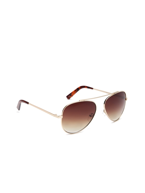 Roadster Men Mirrored Aviator Sunglasses MFB-PN-SS-18M031