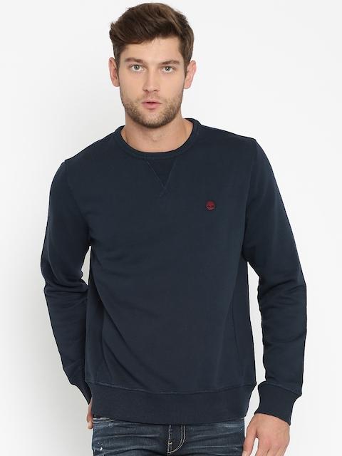 Timberland Navy Sweatshirt