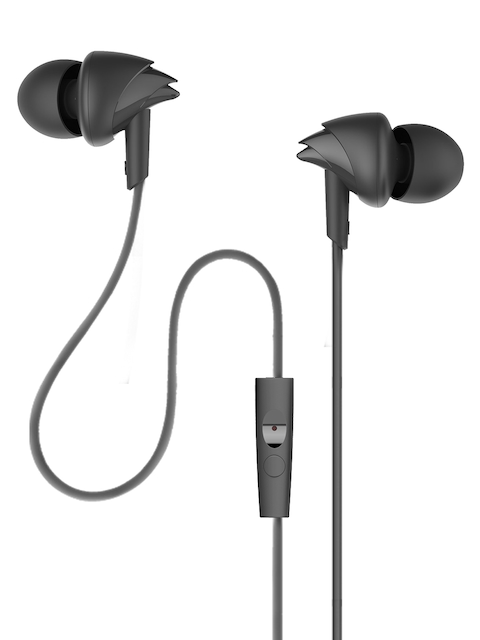boAt BassHeads 100 Hawk Inspired Earphones with One Button Microphone