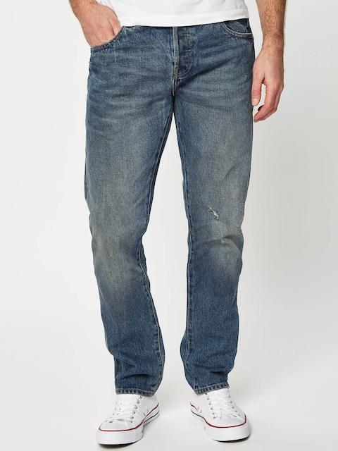 next Men Blue Slim Fit Low-Rise Clean Look Jeans